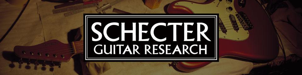 SCHECTER ARTIST MODELS MODELS